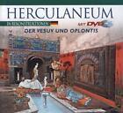 Hercolanum, Vesuv und Oplontis. Mit DVD (2014, Gebundene Ausgabe)