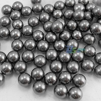100pcs 6mm G100 Steel Ball Bearings Pocket Shot Ammo Catapult Ammo Slingshot