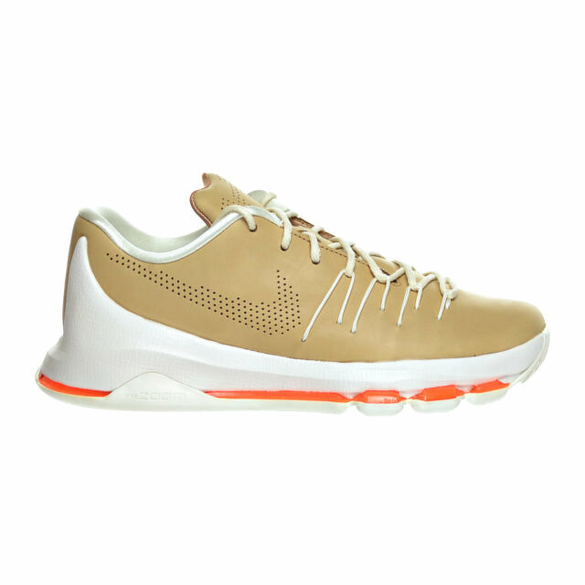 low priced 38417 283b3 Nike KD 8 EXT Men's Shoe Vachetta Tan/Sail/Total Orange 806393-200