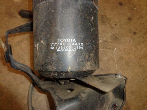 Toyota Supra MK3 1986.5-92 Charcoal Canister OEM Vacuum 77740-14410 w//bracket