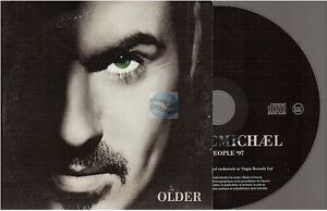 GEORGE-MICHAEL-star-people-CD-PROMO-france-french-card-sleeve