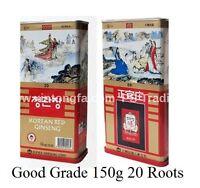 Cheong Kwan Jang 6yr Korean Red Ginseng Good/earth Grade 正官庄良蔘 Canned 150g