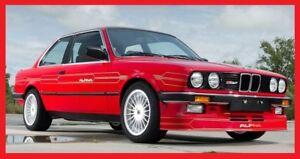 BMW-E30-C1-1982-1987-FRONT-SKIRT-SPOILER-LIP-ALPINA-LOOK-NEW