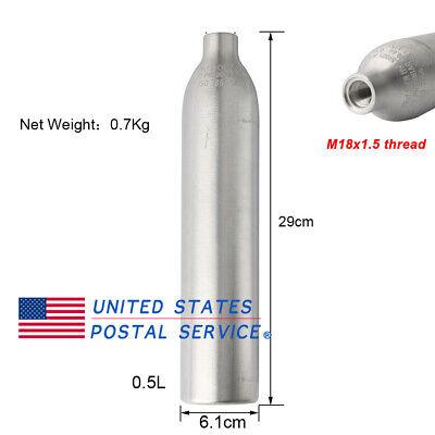 M18x1.5 Thread 1500psi Output Paintball HPA Air Tank Regulator High Pressure