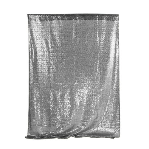 New Shimmer Sequin Restaurant Curtain Wedding Backdrop Party Photo Props