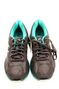 Asics Gel Nimbus 19 Lite Show Women's Sz 7.5 Reflective Running Shoes GrayBlue | eBay