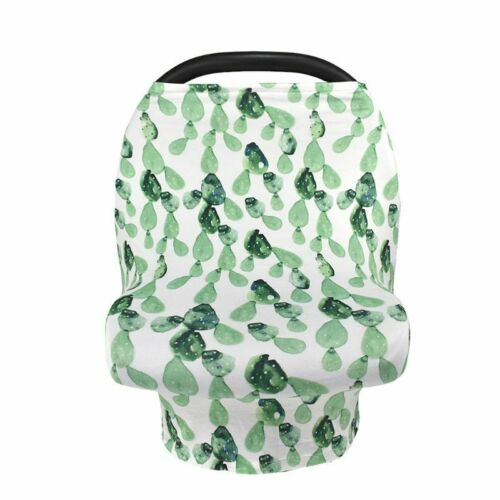 Mom Nursing Cover Scarf Cover Breastfeeding Cover Baby Stroller Car Seat Cover