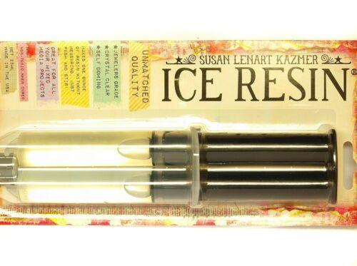Ice Resin Giessharz Spritze 2-Komponenten Set zur Schmuckherstellung