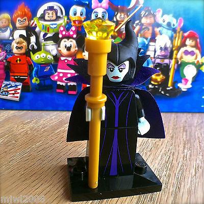 5x LEGO 71012 Minifigures Disney FIVE 5 BLIND BAGS TOTAL