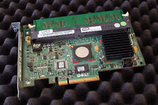 Dell PERC 5i PCI-E SAS RAID Controller Card XT257 0XT257 with 256MB
