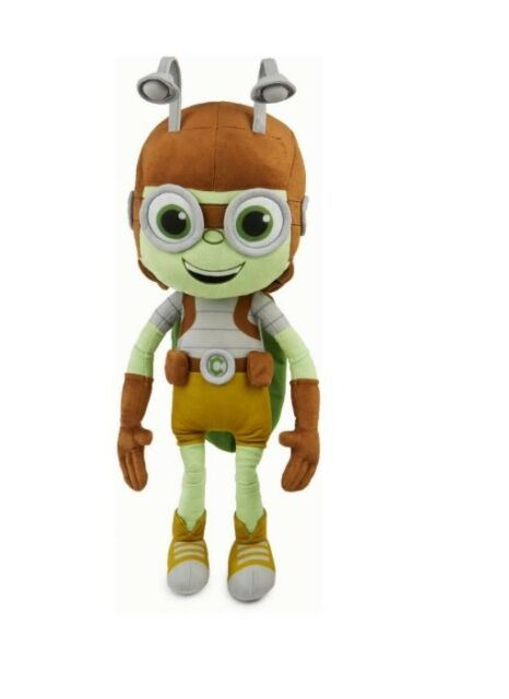 Beat Bugs Crick Plush Toy Throw Pillow Kids Green Ant | eBay