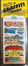 pcs 9 HO Scale Blair Line 2256 Graffiti Decals Mega Set #7