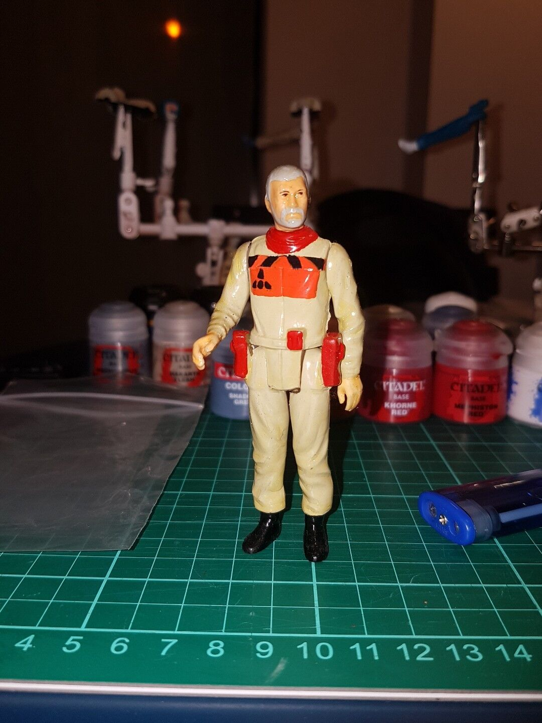 Carnaval Noel Palitoy Action Force Force Force Custom SWS special armes Force Team f12940