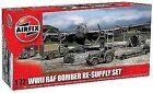 Airfix A05330 WWII RAF Bomber Re-supply Set 1 72 Scale