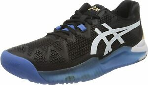 ASICS-Gel-Resolution-8-Scarpe-da-Tennis-Uomo-1041A079-001-FEL-RESOLUTION-8