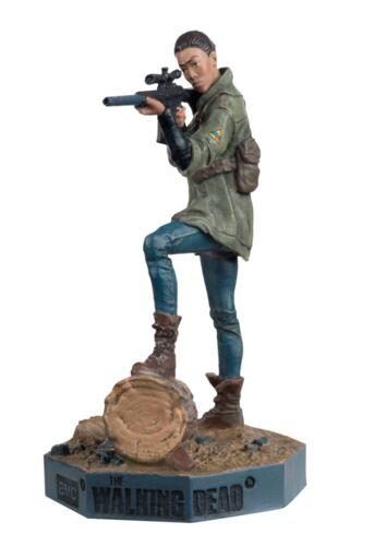 Walking Dead Eaglemoss MAGAZINE Figure negan Hershel Rick Daryl nouveau dans DMG Pkg