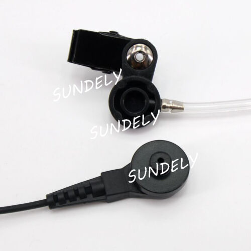 Security Earpiece//Headset Mic Midland Radio GXT1050VP4 LXT535VP3 LXT600VP3