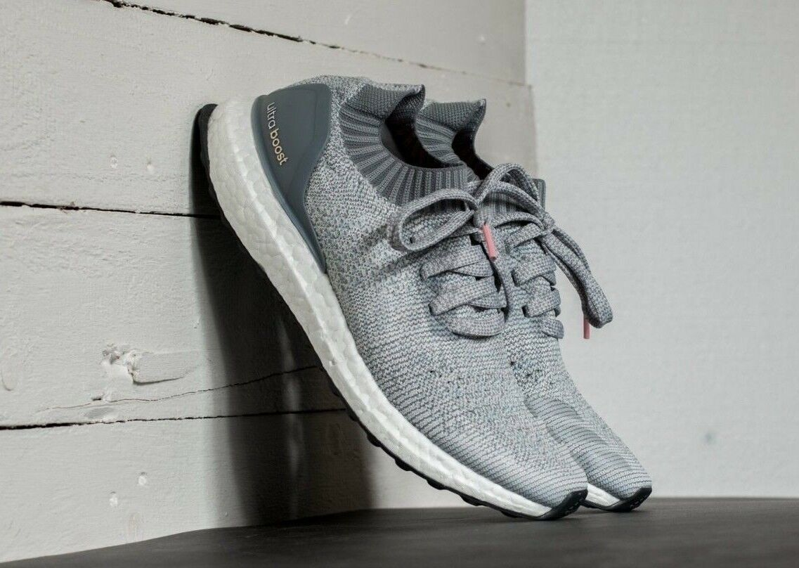ADIDAS ULTRA BOOST UNCAGED CLEAR Gris / MID Gris S80689 BRAND NEWSIZE 5