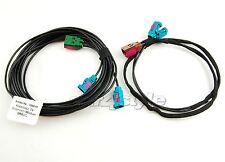 Kabelset Kabelbaum Adapter Nachrüstung für Original TV Antennenmodule MMI 2G