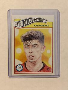 Kai-Havertz-Topps-UCL-Soccer-UEFA-Champions-League-Living-Set-Rookie-Card-184