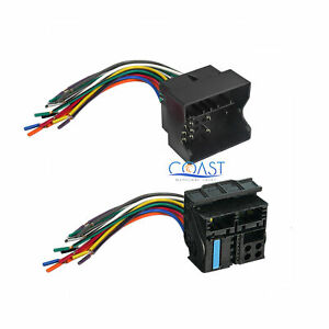 car radio stereo installation wire wiring harness combo set for 1994