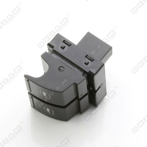 ELECTRIC DOUBLE WINDOW CONTROL SWITCH FRONT RIGHT FOR VW CADDY 3 III