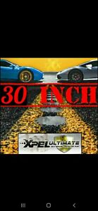 14-XPEL-ULTIMATE-Paint-Protection-Film-Defects-creases-10-5-FEET-LONG
