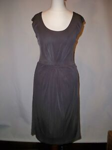 554171a8d32 Image is loading BODEN-SILK-BLEND-JERSEY-DRESS-SIZE-UK-10R-