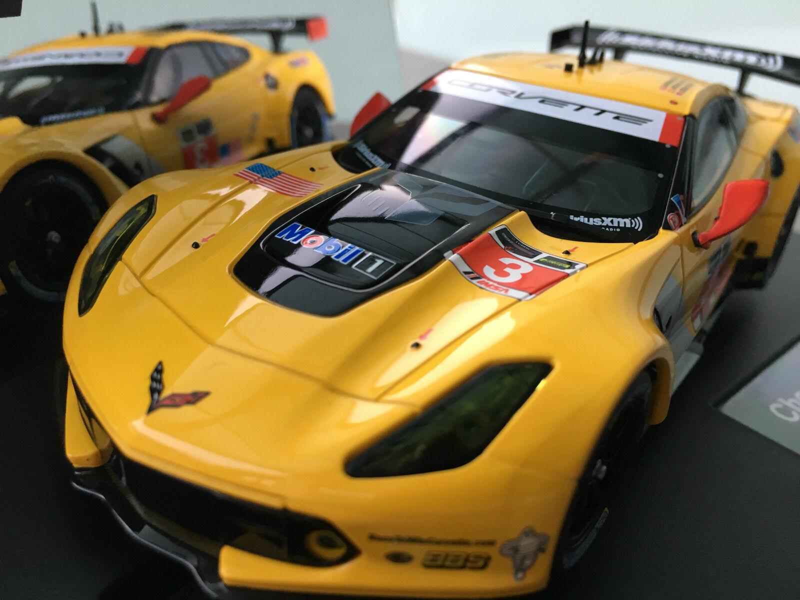 Carrera Evolution 27469 Chevrolet Corvette C7.R  No. 3  NEU OVP  | Online Store
