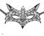Black Lace Eye Mask Venetian Masquerade Face Costume Fun Fancy Dress Accessories