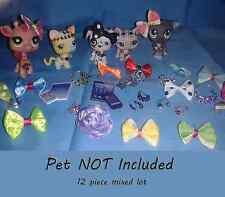 Littlest Pet Shop Clothes & Accessories LPS outfit Lot (pet not included) #0