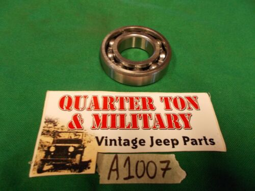 Willys Jeep Transfer case Dana 18 front output bearing A1007 KOYO MB CJ2A M38A1