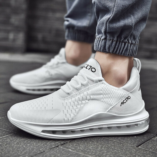Men's Air Sole 270 Sneakers Sports Running Breathable Shoes Casual Walking Shoes