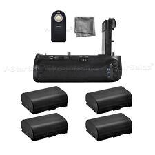 Battery Grip for Canon EOS 7D MKII BG-E16 + 4x LPE6 Batteries Kit
