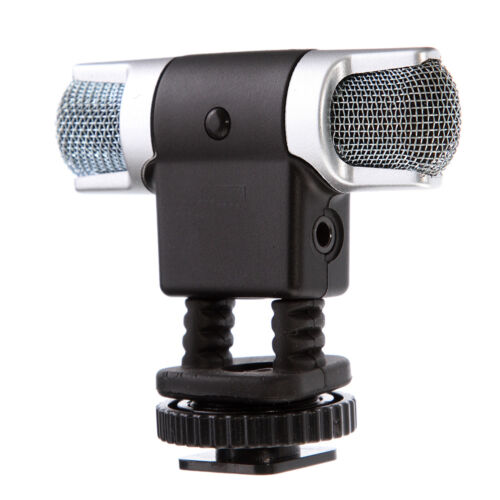 BOYA BY-MM3 Stereo Condenser Microphone for IOS Laptop Camera Camcorders