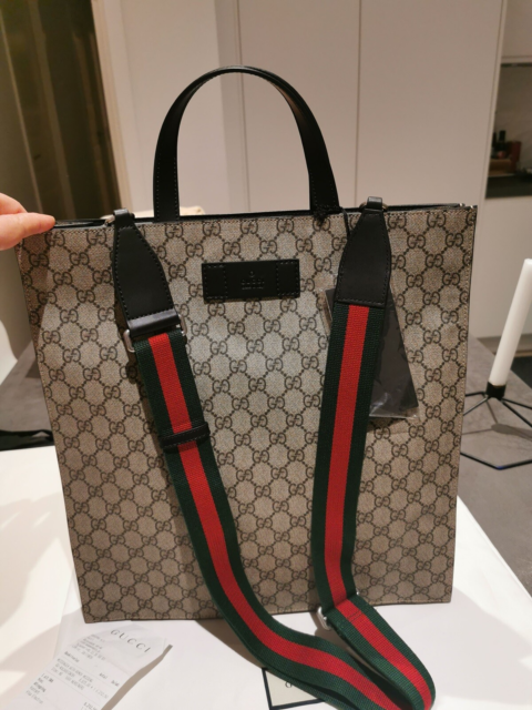Crossbody, Gucci, andet materiale, Helt ny ægte Gucci…