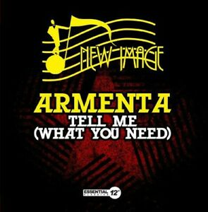 Armenta - Tell Me (What You Need) [New ]