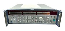 Rohde Amp Schwarz Signal Generator Smg 801000152 Withoptions Calibrated