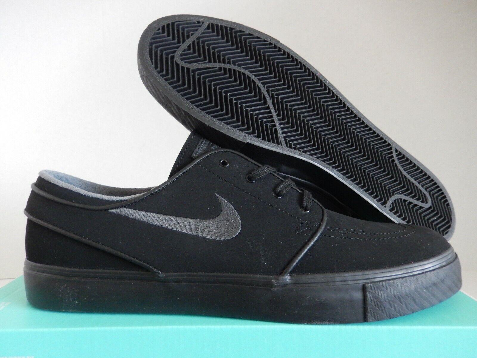 Nike Zoom Stefan Janoski Negro-Antracita Talla 13