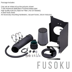 Cold Air Intake System Kit For Toyota 07-09 Tundra / Sequoia 08-09 4.7L V8