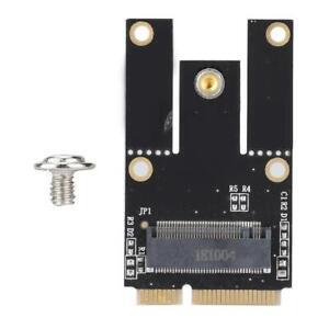 M.2 NGFF to Mini PCI-E Converter Notebook Wireless WiFi Bluetooth Network Card