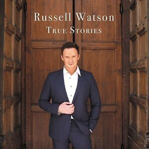 Russell-Watson-True-Stories-2016-CD-NEW-SEALED-SPEEDYPOST