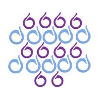 20pcs Mix color Knitting Crochet Craft Locking Stitch Needle Clip Markers Holder