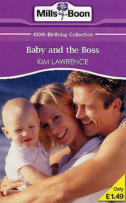 Good, Baby And The Boss () (Mills & Boon 100th Birthday Collection), Lawrence, K