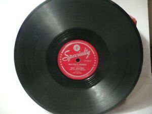 Roy-Milton-MILTON-039-S-BOOGIE-GROOVY-BLUES-78-Specialty-503-R-amp-B-Blues