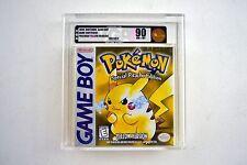 Pokemon Yellow Version Nintendo Game Boy Brand New & Factory Sealed VGA 90