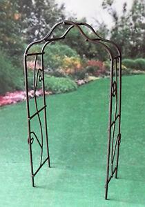 Deko Rosenbogen Bogen Mini Garten Hochzeit Brautpaar Figur Mobel 15