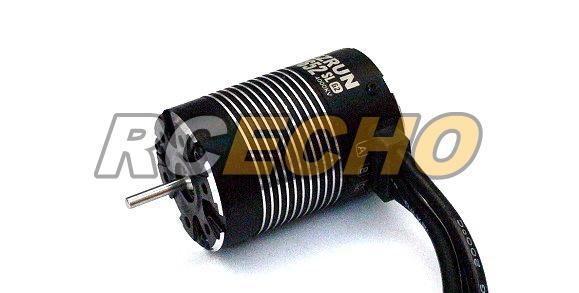 HOBBYWING EZRUN RC Model Black G2 3652SL 4000KV R/C Brushless Motor IM594