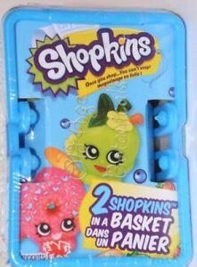 Shopkins Season 1 Plush Hanger Figures Mystery Blind Pack NEW Unopened