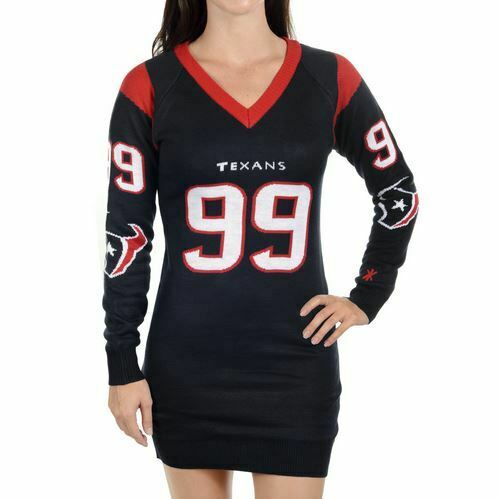 JJ Watt #99 Ladies Long Sleeve Shirt | Womens long sleeve